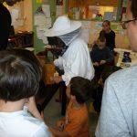Découverte de l'apiculture à l'école