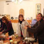 Atelier cuisine au miel